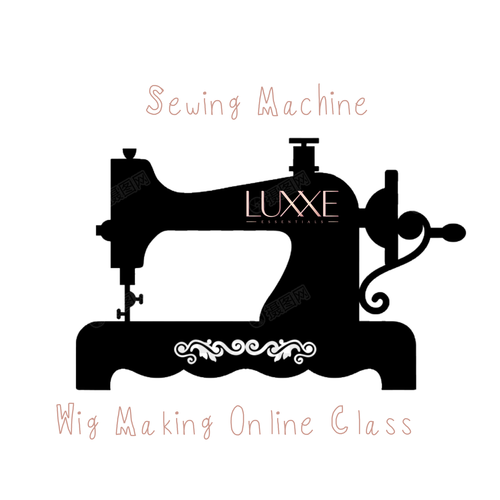 Online Sewing Machine Wig Making Class